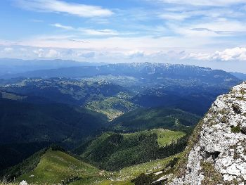 Walking hiking trekking trip tour Carpathian Mountains Transylvania Sejour Randonnee trek Carpates Roumanie Transylvanie